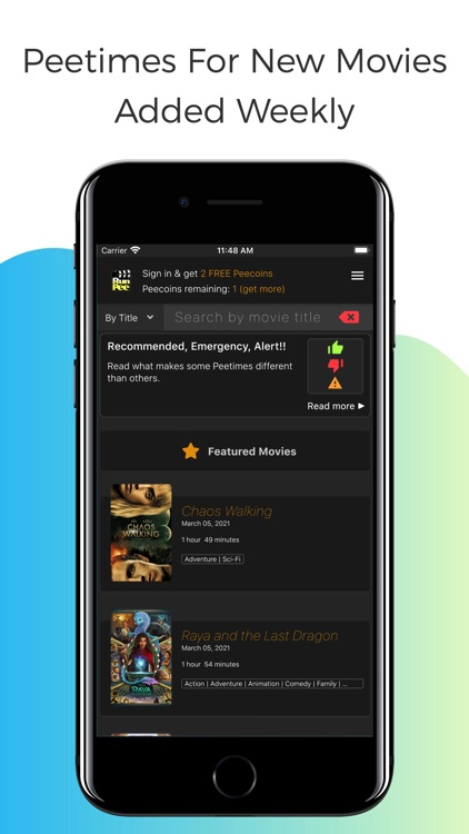 RunPee screenshot-0
