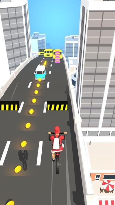 Bike Sprint 3D screenshot 4