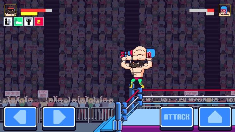 Rowdy City Wrestling screenshot-0
