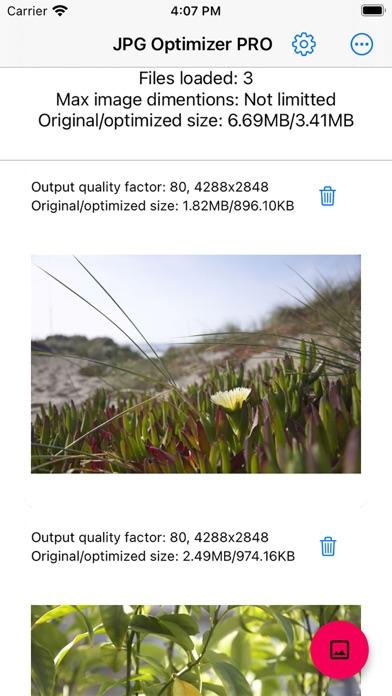 JPG Optimizer PRO屏幕截图1