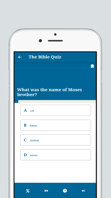Das Bibel Quiz screenshot 4
