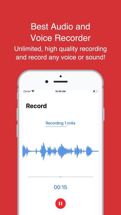 iRecorder PRO Voice Recorder