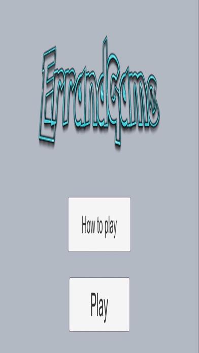 ErrandGame screenshot 1
