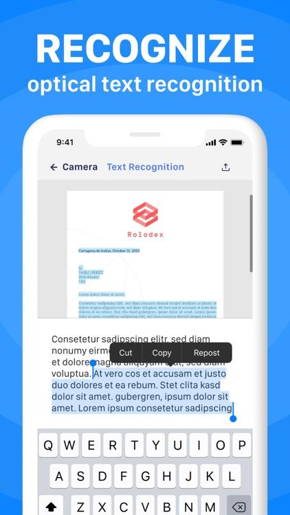 PDF Scanner ® screenshot-3