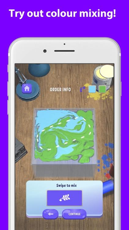 А4 Аквапринт челлендж screenshot-4