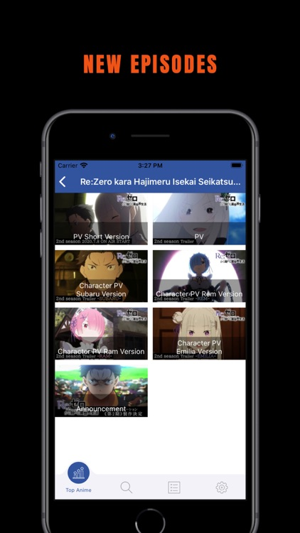 Show Box- Anime TV Movies Hub screenshot-3