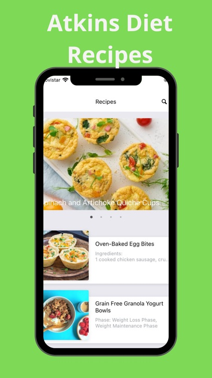 South Beach Diet App
