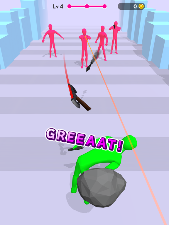 Dodge Action 3D screenshot 5