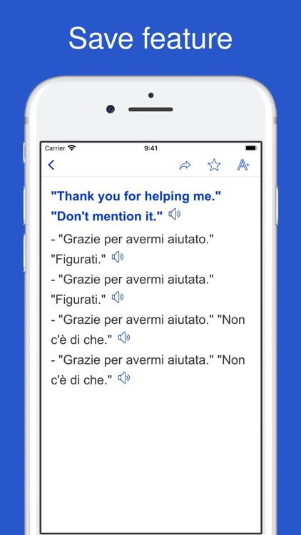 English Italian Translation screenshot-3