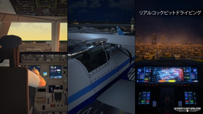 Ultimate Flight Simulator Pro紹介画像1