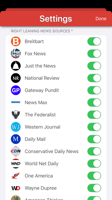 messages.download Conservative News software