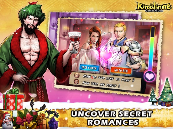 iPad Image of King's Throne: Game of Lust