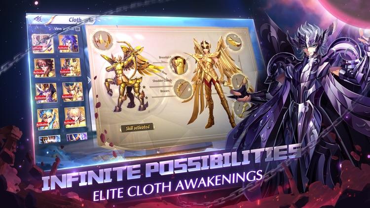 Saint Seiya Awakening screenshot-5