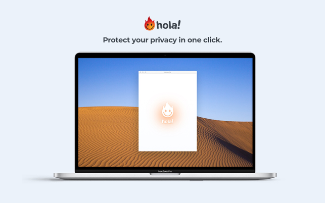 ‎Hola VPN Privacy & Security Screenshot