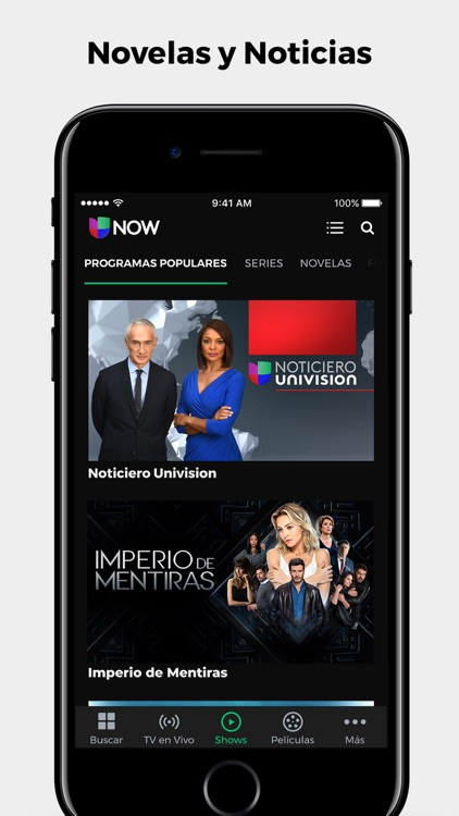 Univision Now screenshot-5