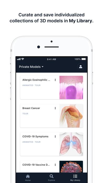 BioDigital Human - 3D AnatomyScreenshot of 4