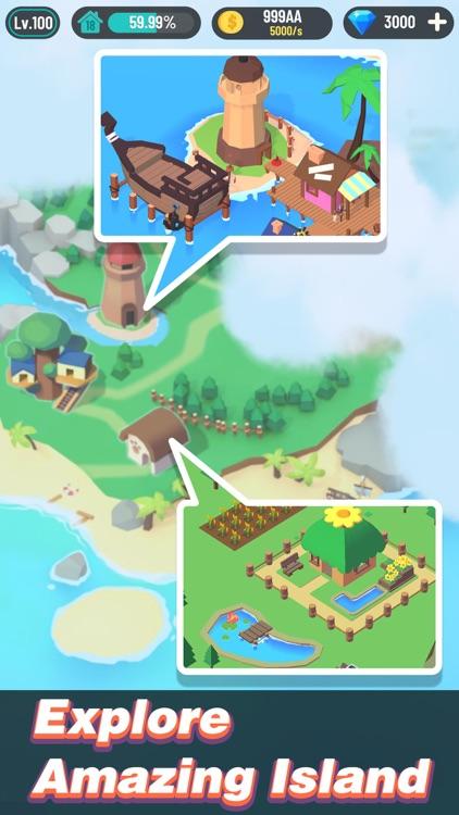 Animal Building:Idle Adventure screenshot-5