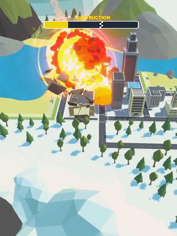 Meteors Attack! screenshot 6