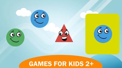 1歳から5歳を対象とした子供向けアプリ紹介画像1