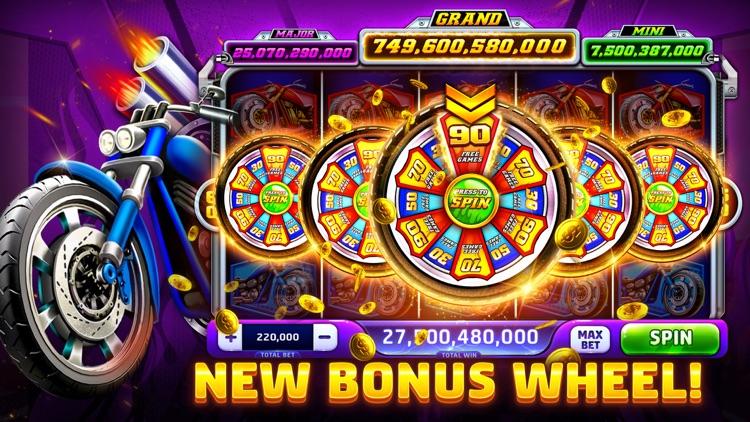Jackpot Crush - Casino Slots screenshot-6
