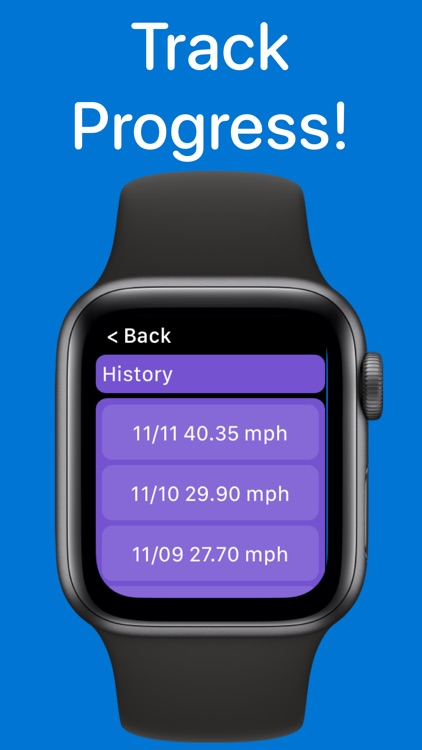 Sports Speedometer for Watch