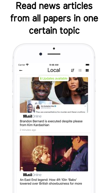Newsstand UK - Latest UK News screenshot-7