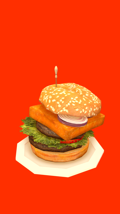 Burger Master 3D screenshot 2
