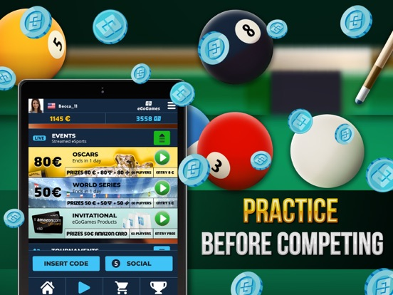 Pool: 8-Ball Cash Tournaments screenshot 11