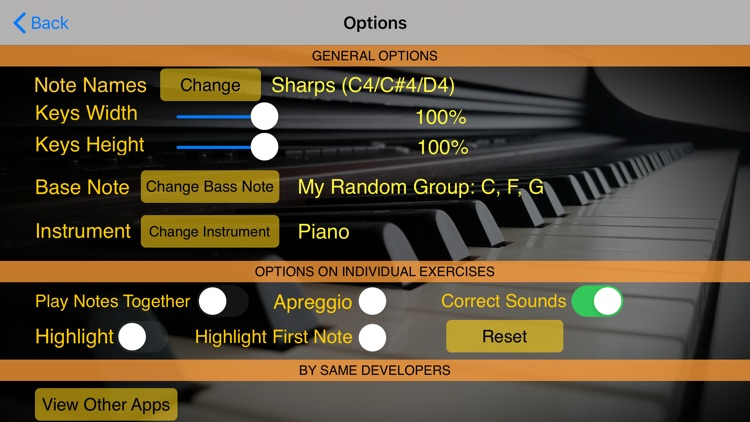 Piano Ear Training Pro screenshot-4