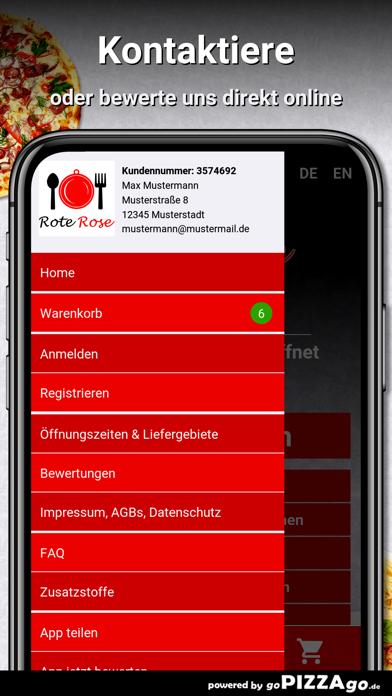 Rote Rose Ketsch screenshot 3