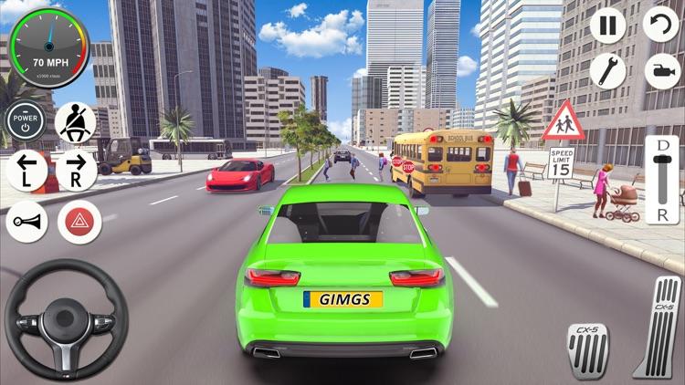 City Car Driving School 2018