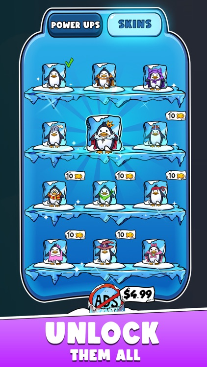 iCecape | Save the Penguins screenshot-8
