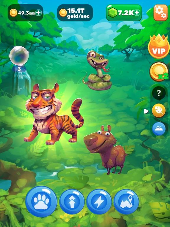 Zoopolis: Evolution Clicker screenshot 8