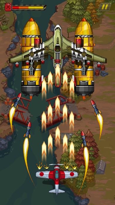 1945シューティングゲーム:飛行機ゲームのおすすめ画像4