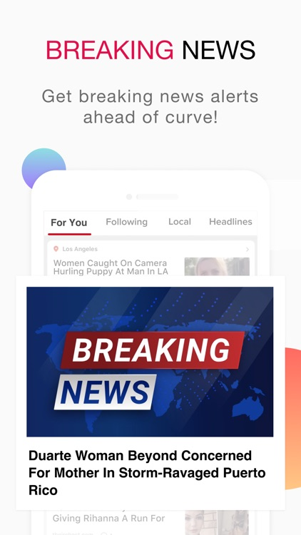 News Break - Local Headlines