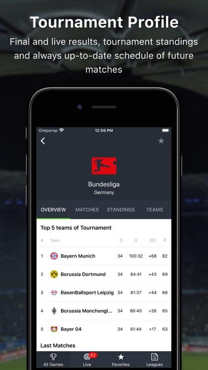 777score - Live Sports Scores screenshot-3
