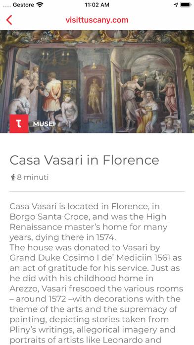 Screenshot of Muoversi in Toscana6