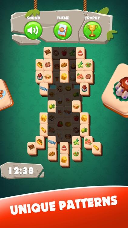 Onet Mahjong - Link Puzzle screenshot-4