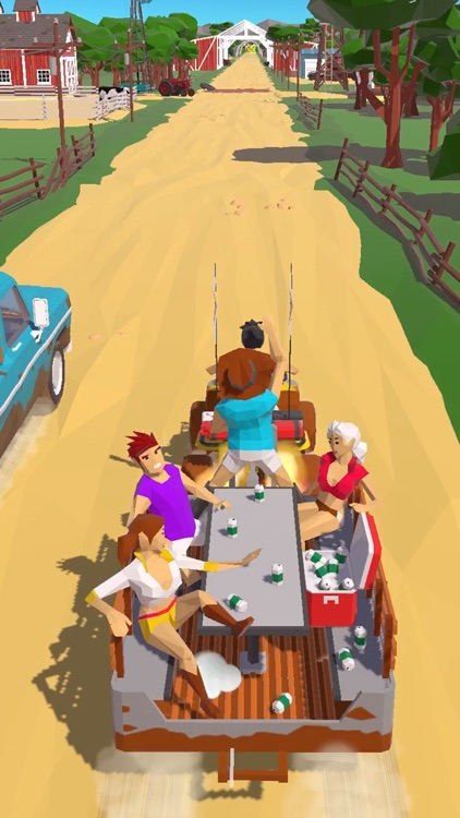 Drag Racing Crash screenshot-3