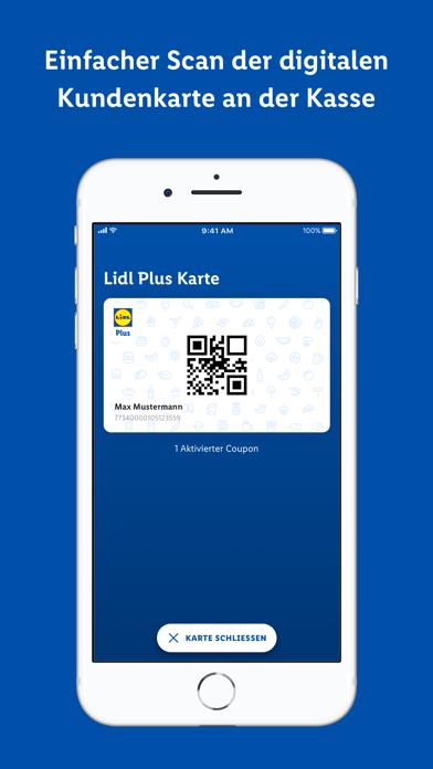 messages.download Lidl Plus software
