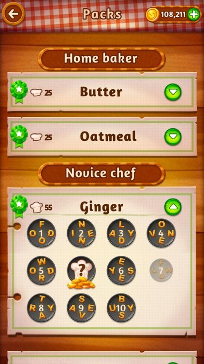 Word Cookies!® screenshot-3