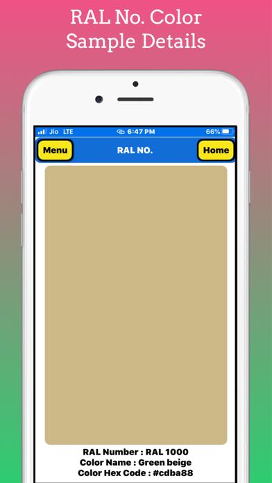 Paint RAL No screenshot 3