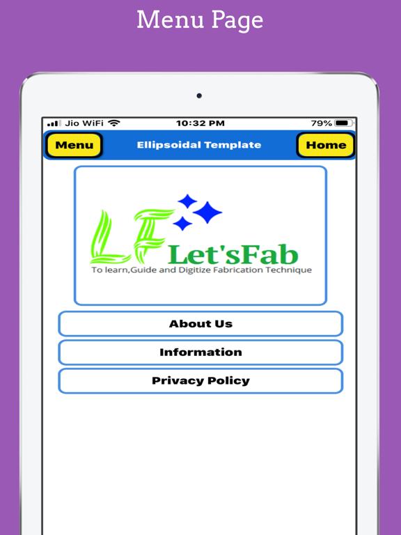 Ellipsoidal Template Marking screenshot 8
