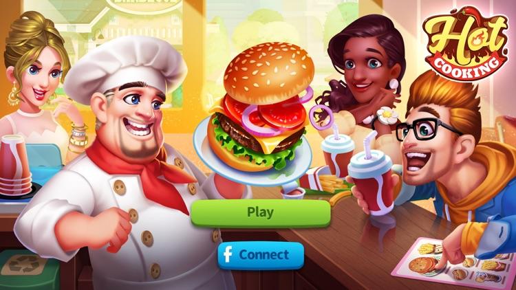 Cooking Hot Cooking Games screenshot-0