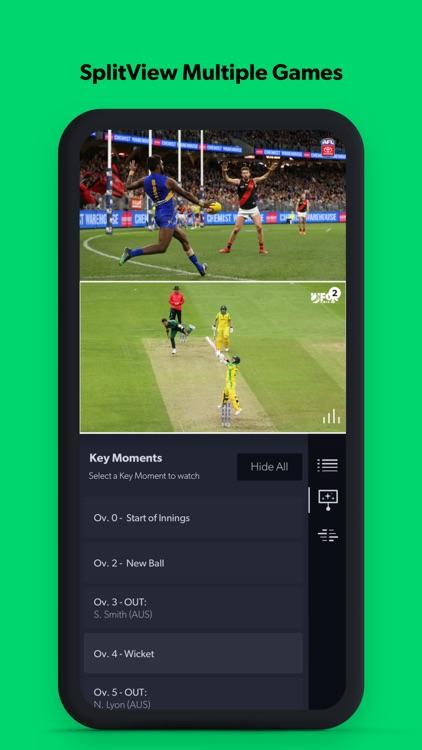 Kayo Sports screenshot-4