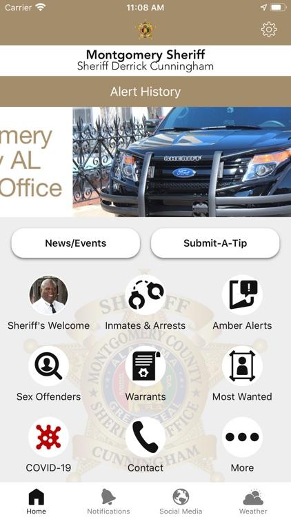 Montgomery County AL Sheriff