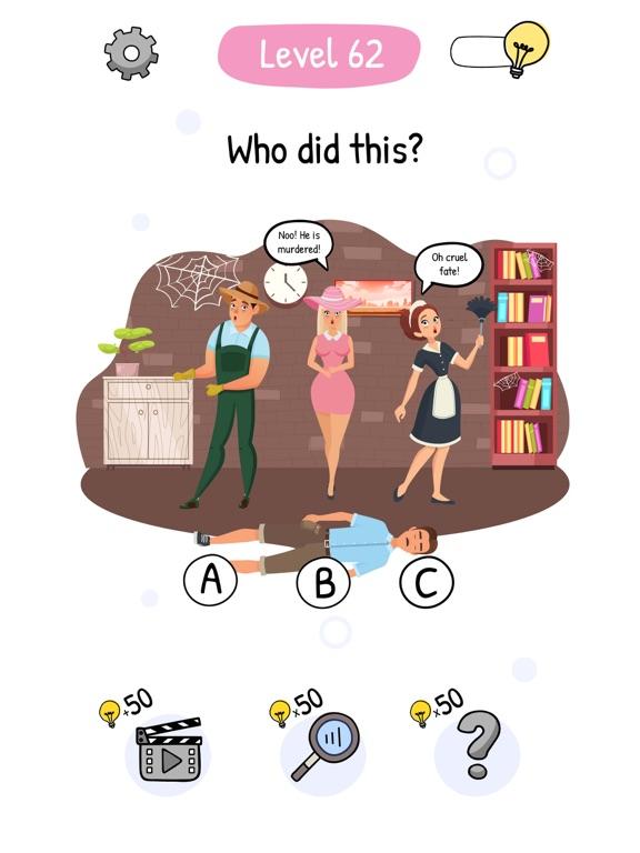 Who is? Brain Teaser & Riddles screenshot 20
