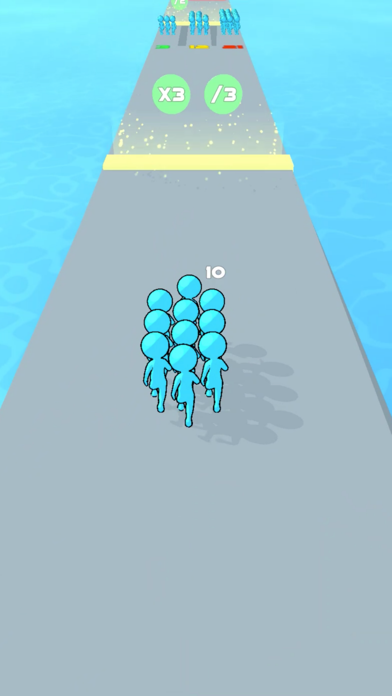 Runner Pusher screenshot 1