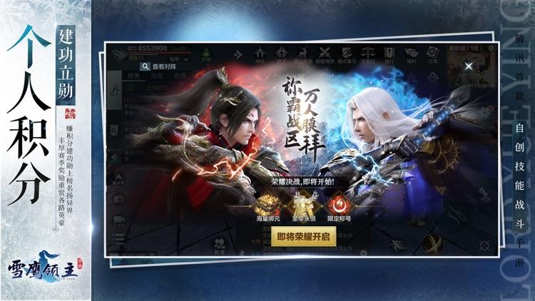 雪鹰领主 screenshot-3