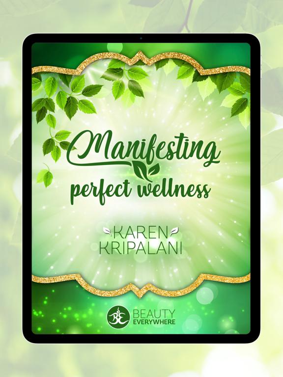 Manifesting Perfect Wellness screenshot 8